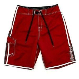 Billabong Men's Board Shorts Swim Trunks Size 28